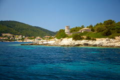 Kefalonia island, Greece Stock Photos