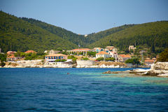 Kefalonia island, Greece Royalty Free Stock Photography