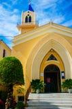 Greece-Kefalonia- Argostoli - Katholiki Ekklisia royalty free stock images