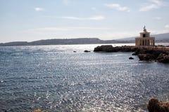 Kefalonia Lighthouse Stock Image