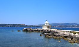 Kefalonia Lighthouse Stock Photography