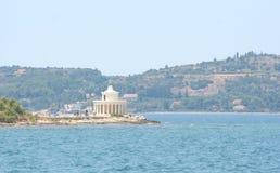 Kefalonia Lighthouse Royalty Free Stock Photography
