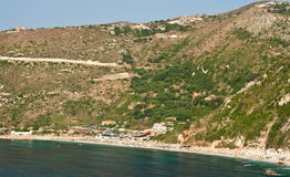 Kefalonia sea Stock Photography