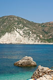 Kefalonia sea Royalty Free Stock Photography
