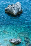 Kefalonia sea Stock Images