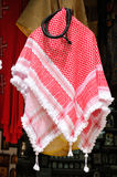 Keffiyeh Stock Photo