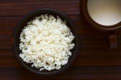 Kefir σιτάρια στοκ εικόνες