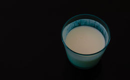 Kefir - natural homemade dairy product for health Stock Image