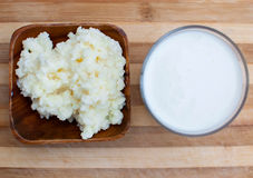 Kefir Royalty Free Stock Photos