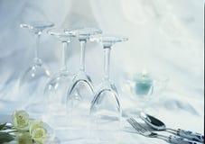 Keg. Glass Royalty Free Stock Photo