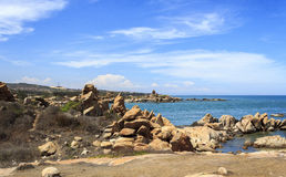 KeGa coastline Stock Images