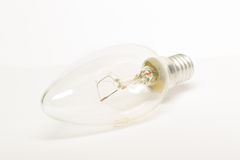 Kegel lightbulb Stock Afbeeldingen