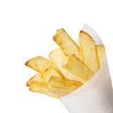 Kegel von Chips lizenzfreie stockfotos