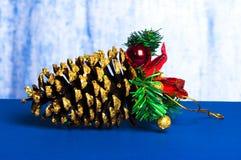 Kegel voor bont-Tree2 Stock Afbeeldingen