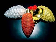 Kegels in kleur Royalty-vrije Stock Foto's