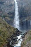 Kegon Falls in Nikko, Japan stock images