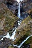 Kegon Falls in NIkko Stock Photo