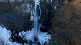 Kegon spadki, Nikko, Japonia zbiory wideo