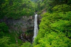 Kegon Waterfalls, Nikko National Park, Japan Royalty Free Stock Photography