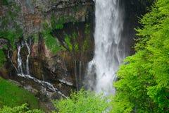 Kegon Waterfalls, Nikko National Park, Japan Stock Image