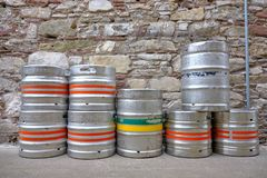Kegs is eire royalty free stock photos