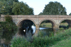 Kegworth Bridge Royalty Free Stock Photo