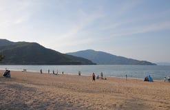 Kehi no Matsubara beach Fukui Japan Royalty Free Stock Photo