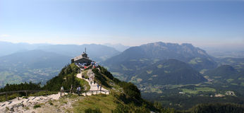 Kehlsteinhaus Royalty Free Stock Photos