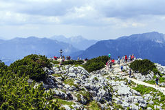 Kehlsteinhaus or Eagle's Nest Royalty Free Stock Image