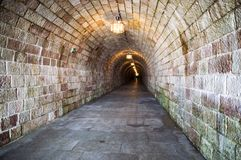 Kehlsteinhaus Tunnel Entrance stock photography