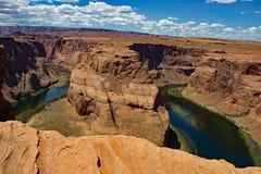 Kehre bei Arizona USA Lizenzfreies Stockfoto