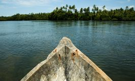 Kei island scenery. Moluccas Southeast, Indonesia royalty free stock photo