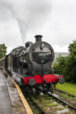 Keighley and Worth Valley Railway. Yorkshire, England, UK. royalty free stock image