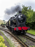 Keighley and Worth Valley Railway. Yorkshire, England, UK. Stock Photo