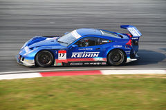 Keihin Honda 17, SuperGT 2010 Royalty Free Stock Photography