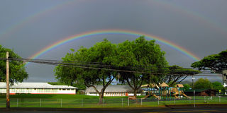 Keikiland Rainbow Royalty Free Stock Image