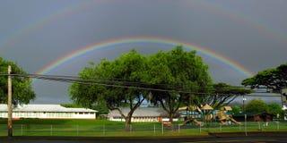 Keikiland Regenbogen Lizenzfreies Stockbild