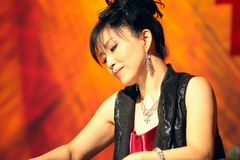 Keiko Matsui στοκ εικόνες με δικαίωμα ελεύθερης χρήσης