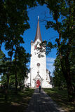 Keila Church, Estonia Stock Photos