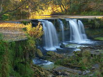 Keila-Joa Falls in autumn Royalty Free Stock Image