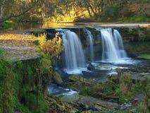 Keila-Joa Falls in autumn Royalty Free Stock Image