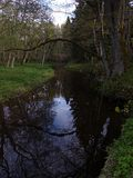 Keila river Stock Image
