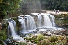 Keila vattenfall, Estland Royaltyfri Foto