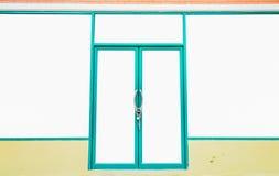 Kein Eingangstür-Rahmen Lizenzfreie Stockfotografie