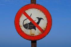 Kein Fischen Stockfotografie