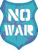 Kein Krieg Stockfotografie
