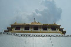 KEIN Zapfen-alias goldener Berg Phu Khao 2 lizenzfreie stockfotografie