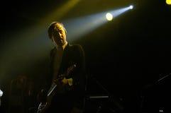 KEINE Band führt am Auditorium durch Lizenzfreie Stockfotos