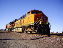 Keine BNSF-Güterzug-Lokomotive 7522 Lizenzfreies Stockbild