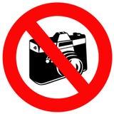 Keine Fotographien lizenzfreie abbildung